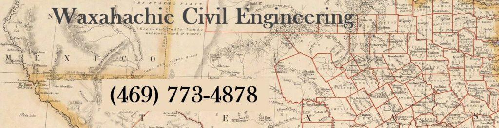 waxahachie civil engineering header