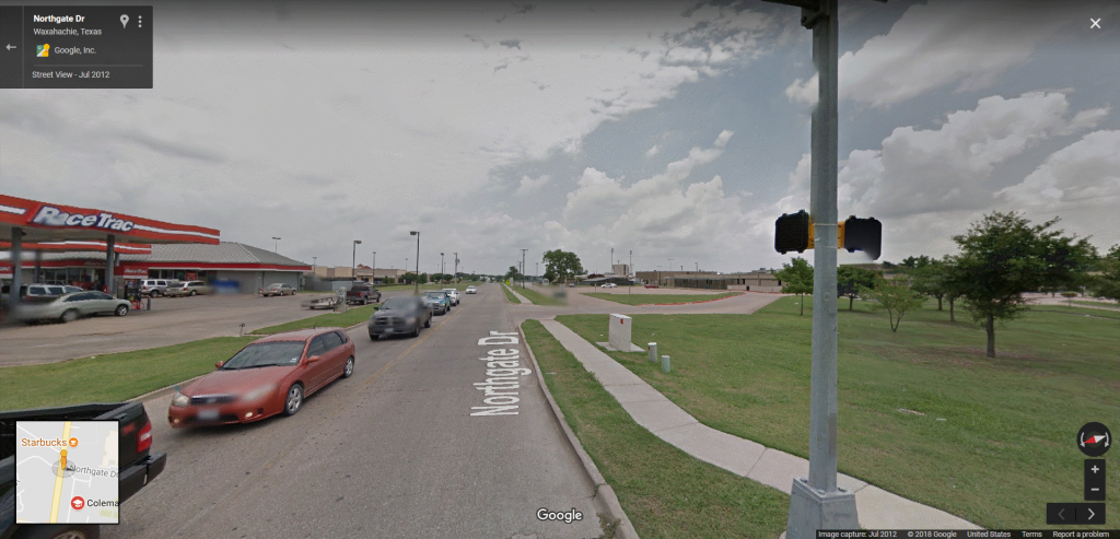 Accident-Scene-Waxahachie-Area-Jr-High